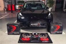 改装案例丨特斯拉Model3升级INSPEED TS6刹车套件