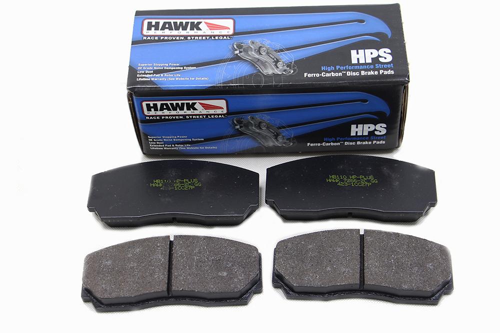 美国HAWK AP5200 5040刹车皮 HPS