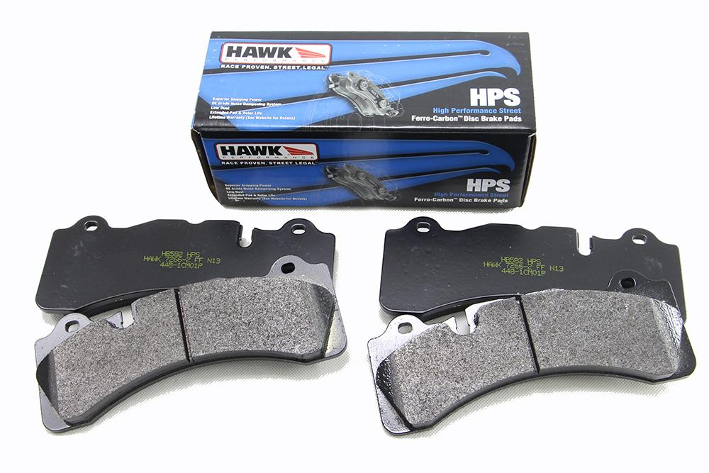 美国HAWK GT-M款刹车皮