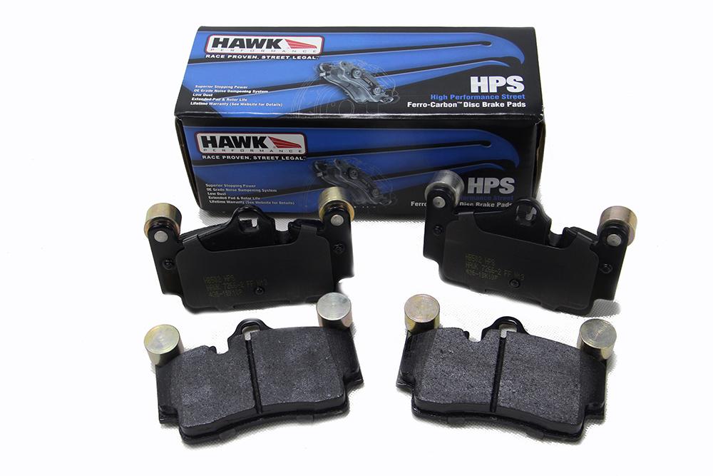 美国HAWK HAWK奥迪Q7 后刹车皮
