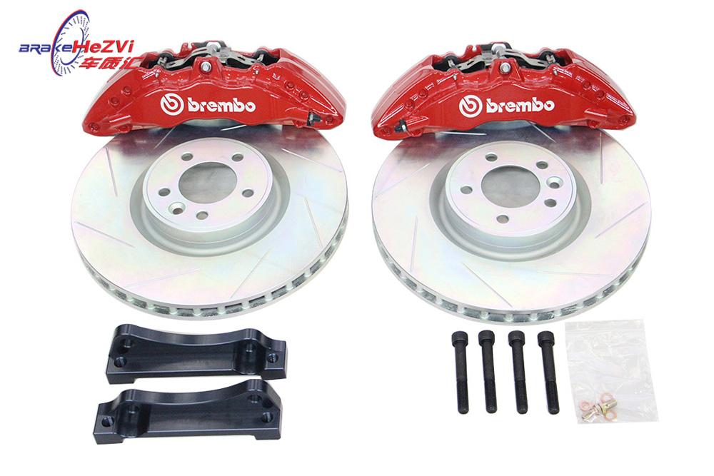 Brembo GT版定制套装 前大J配380一体碟  路虎发现四