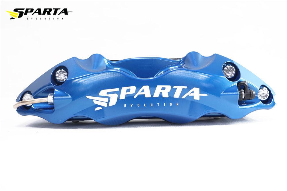 SPARTA EVOLUTION 竞技版 四活塞 4P-A 刹车卡钳