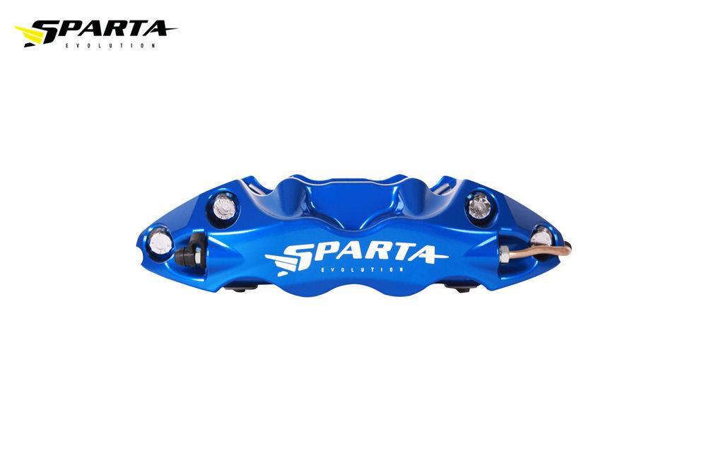 SPARTA EVOLUTION 竞技版 四活塞 4P-C 刹车卡钳