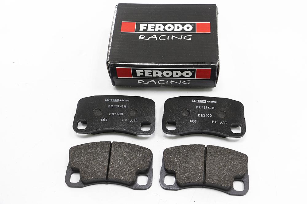 FERODO FRP3143H-老款保时捷997-后刹车皮
