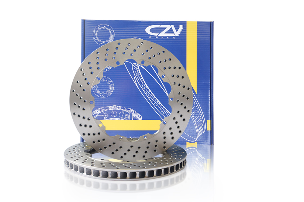 CZV品牌 制动盘 孔碟