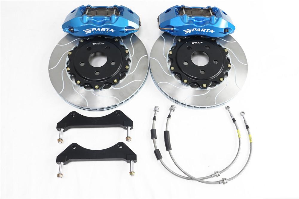 SPARTA EVOLUTION 标准版 四活塞4P-A 蓝色 刹车套装