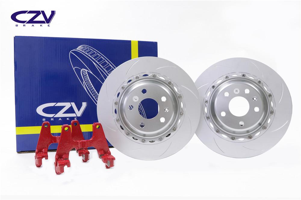 CZV品牌加大碟 大众MQB平台343x12加大碟