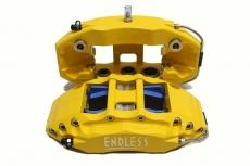 日本ENDLESS EC670 刹车卡钳 黄色 六活塞