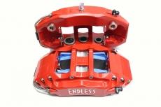 日本ENDLESS EC670刹车卡钳 红色 六活塞
