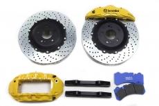 Brembo RS版套装 RS六活塞黄色-GT380碟