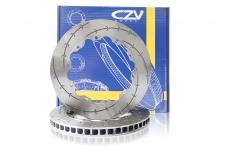 CZV品牌 制动盘 柳叶花纹碟