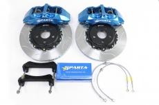 SPARTA EVOLUTION 标准版 六活塞6P-A 蓝色 刹车套装