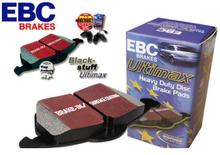 EBC Black Stuff 黑皮