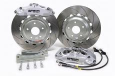 AP Racing CP9660 银色六活塞 刹车套装
