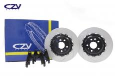 CZV品牌加大碟 大众MQB平台343x22加大碟